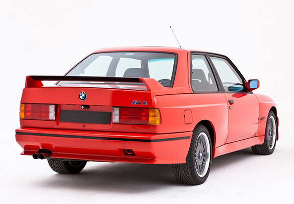 Bmw M3 Sport Evolution E30 1989 90 Photos 800x600