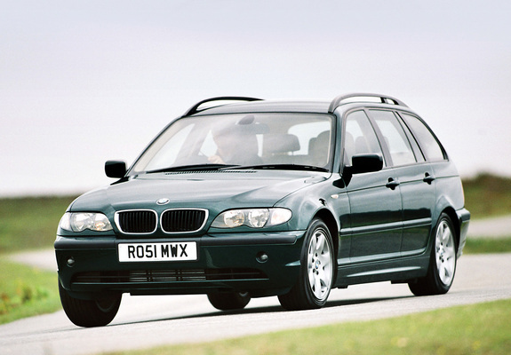 bmw 320d touring uk spec e46 2001 06 photos. Black Bedroom Furniture Sets. Home Design Ideas
