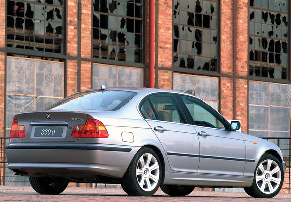 bmw 330d sedan za spec e46 2001 05 pictures. Black Bedroom Furniture Sets. Home Design Ideas