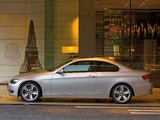 BMW 328i Coupe US-spec (E92) 2006–10 photos