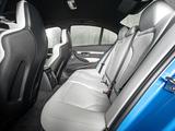 2015 BMW M3 US-spec (F80) 2014 images