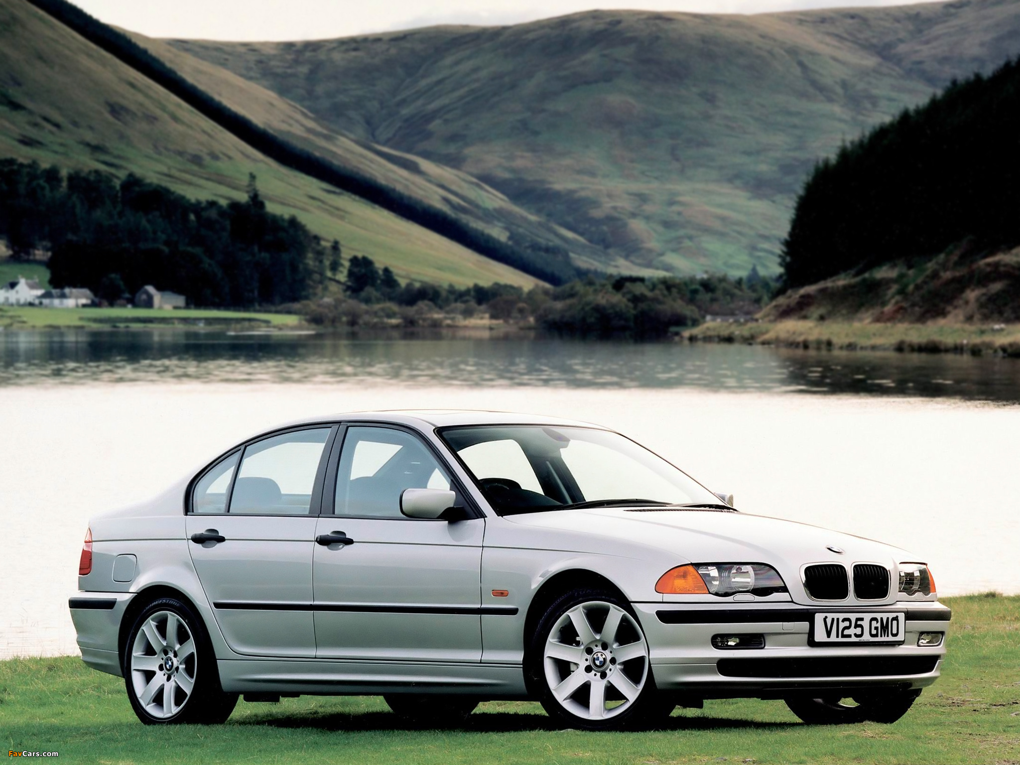 bmw 320d sedan uk spec e46 1998 2001 wallpapers 2048x1536. Black Bedroom Furniture Sets. Home Design Ideas