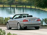 Images of BMW 320Cd Cabrio (E46) 2004–06