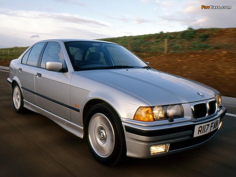 Photos Of Bmw 320i Sedan E36 1991 98 800x600