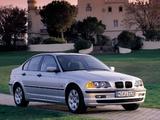 Photos of BMW 328i Sedan (E46) 1998–2000