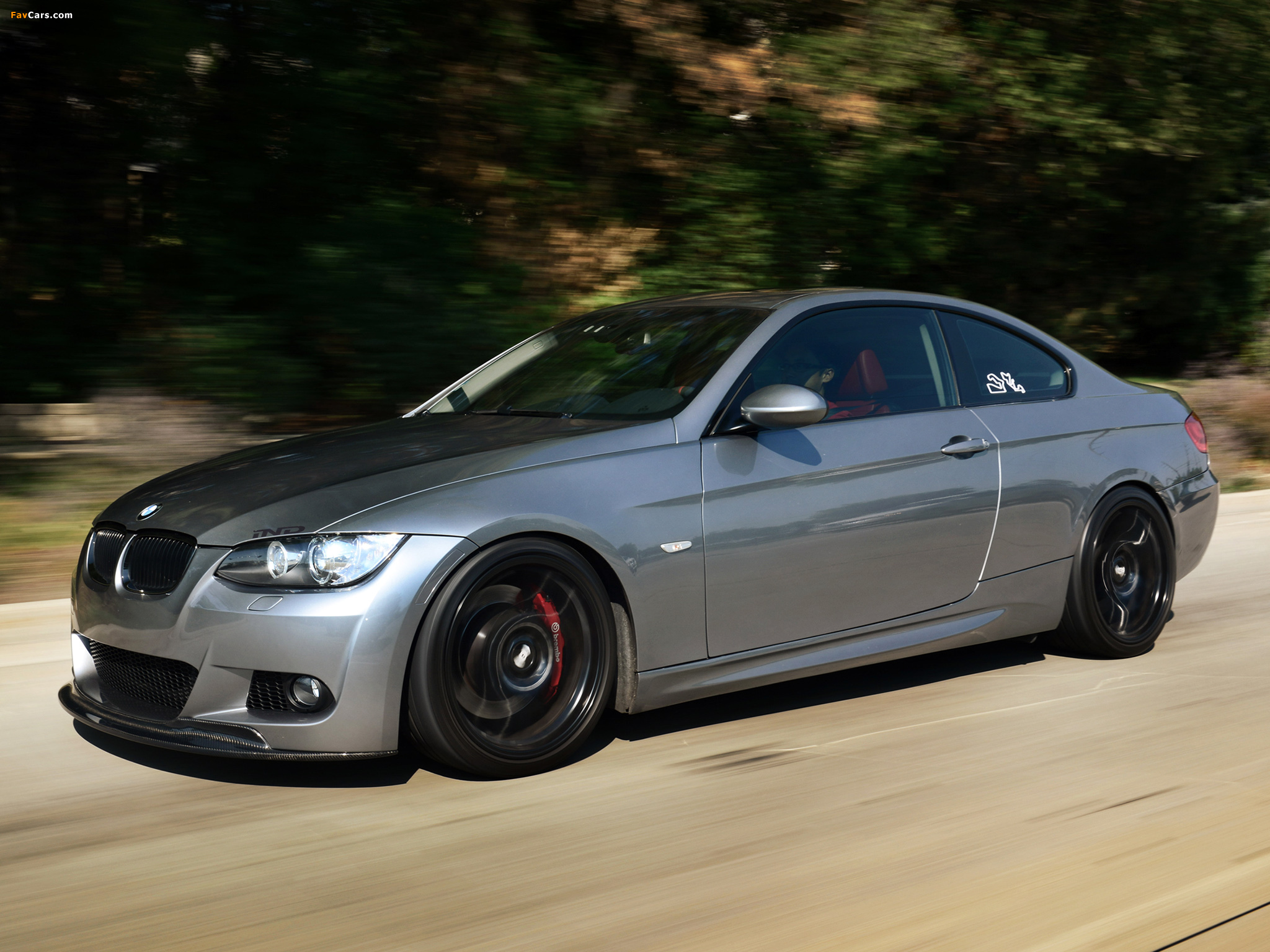Photos of IND BMW 3 Series Coupe (E92) 2012 (2048x1536)
