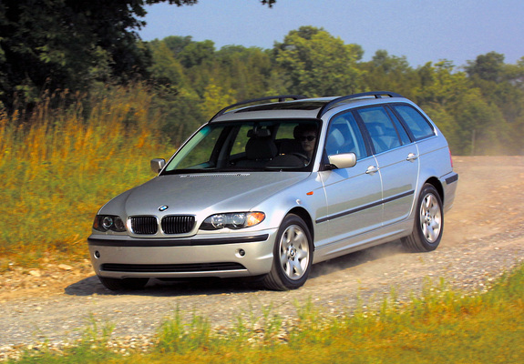 Pictures Of Bmw 325xi Touring Us Spec E46 2001 05 640x480