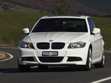 Pictures of BMW 330d Sedan M Sports Package AU-spec (E90) 2008–11