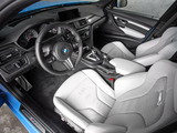 Pictures of 2015 BMW M3 US-spec (F80) 2014