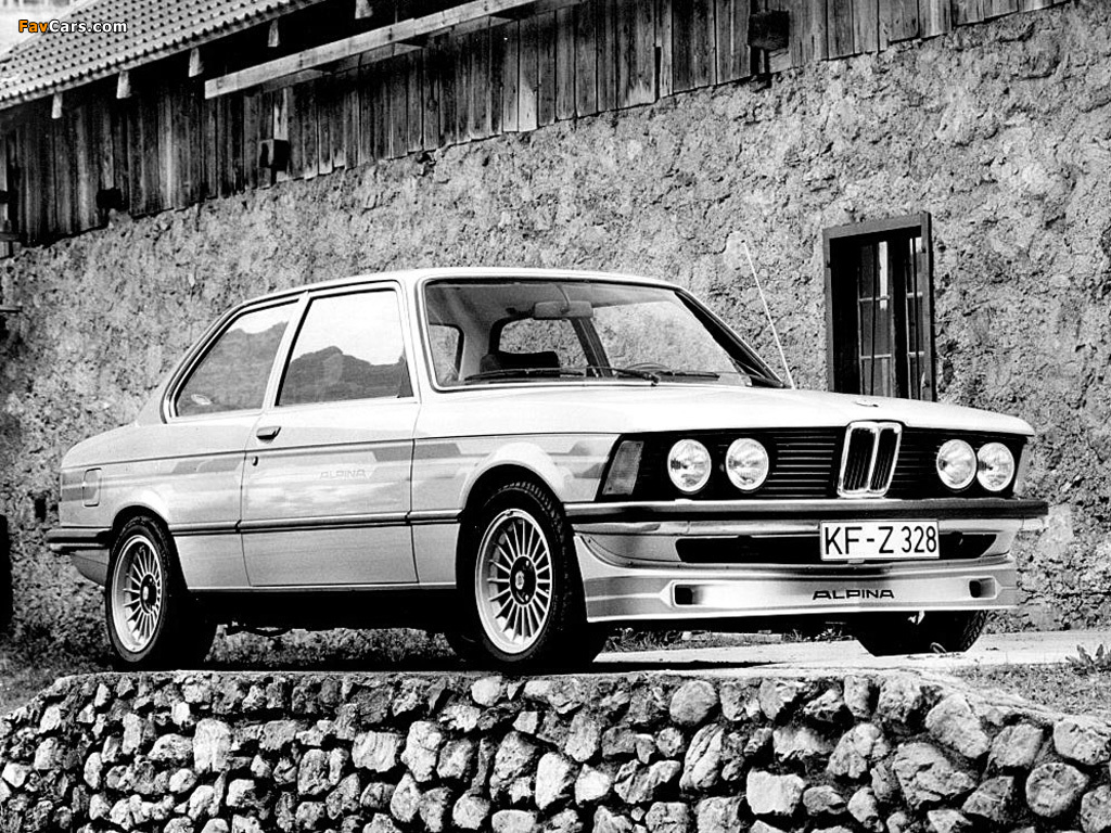 Pictures Of Alpina B6 2 8 E21 1978 83 1024x768