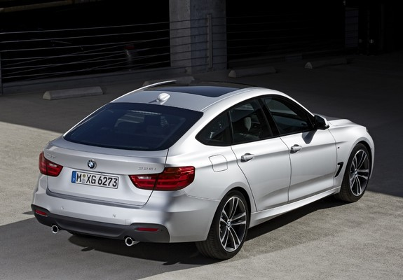 Wallpapers Of Bmw 335i Gran Turismo M Sports Package F34 2013