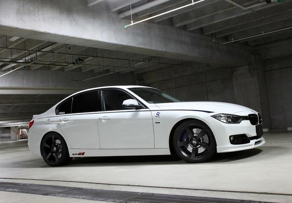 Wallpapers of 3D Design BMW 3 Series Sedan (F30) 2012