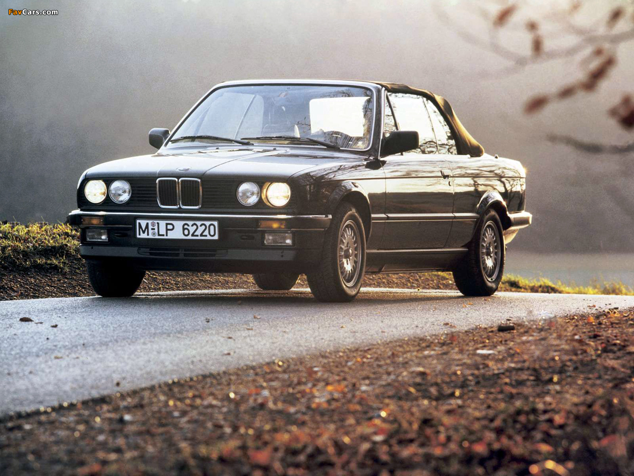 wallpapers of bmw 325i cabrio e30 1985 93 1280x960. Black Bedroom Furniture Sets. Home Design Ideas
