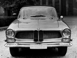 Pictures of BMW 3200 CS Cabriolet 1962