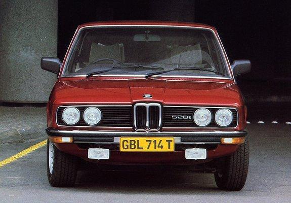 Bmw 528i Sedan Za Spec E12 1977 81 Photos 800x600