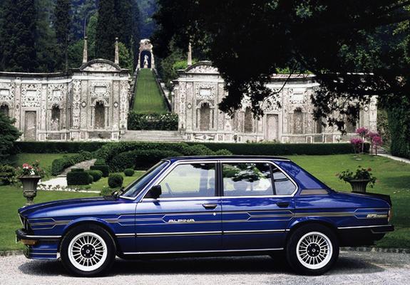 Alpina B7 S Turbo E12 1981 82 Images 800x600