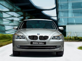 BMW 530Li (E60) 2006–10 wallpapers