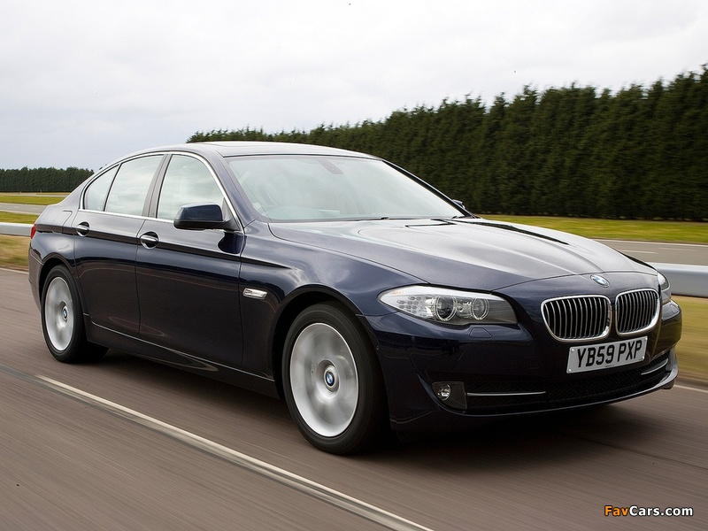 bmw 530d sedan uk spec f10 2010 wallpapers 800x600. Black Bedroom Furniture Sets. Home Design Ideas