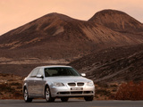 Images of BMW 530Li (E60) 2006–10