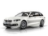 Photos of BMW 550i Touring Luxury Line (F11) 2013