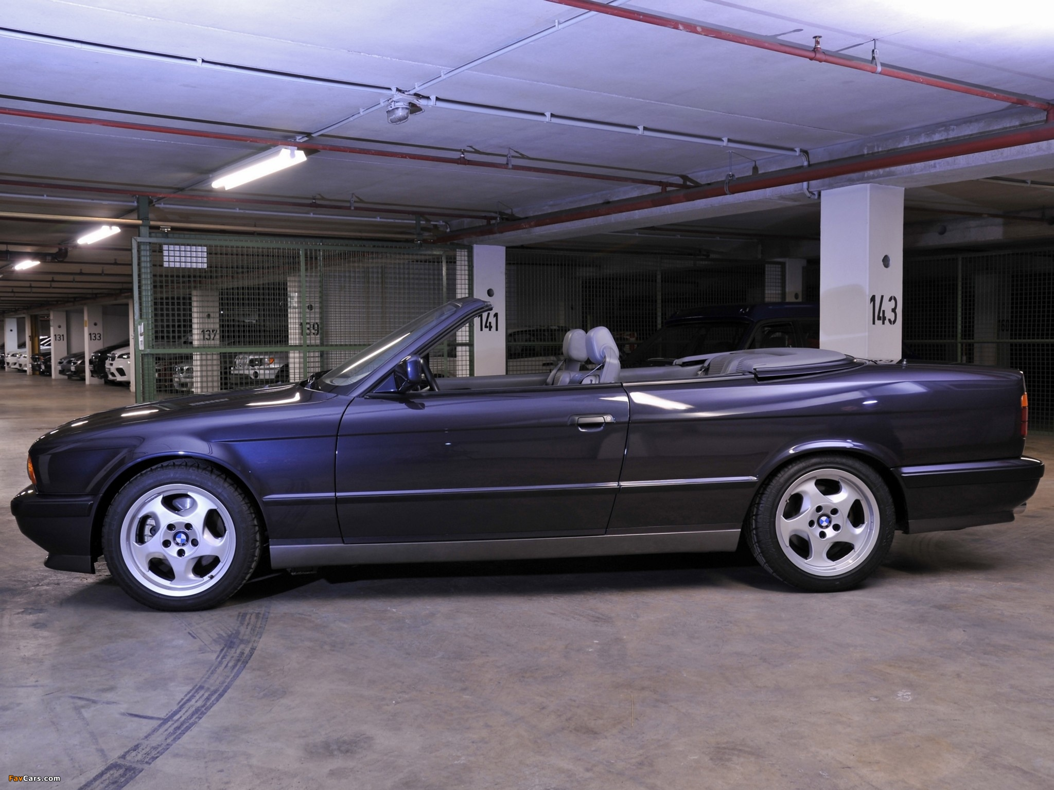 bmw e34 m5 convertible 1 Car Pictures