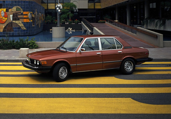 Wallpapers Of Bmw 528i Sedan Us Spec E12 1978 81 800x600