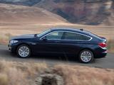 Wallpapers of BMW 530d Gran Turismo Luxury Line ZA-spec (F07) 2013