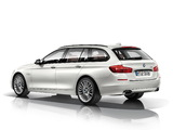 Wallpapers of BMW 550i Touring Luxury Line (F11) 2013