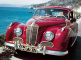 Pictures of BMW 501 1952–64