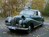 Wallpapers of BMW 501 Polizei 1952–64
