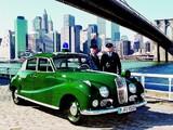 BMW 502 3.2 Liter Super Polizei 1963–64 pictures