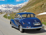 Photos of BMW 502 3.2 Liter Super 1957–61