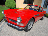 Images of BMW 507 Coupe by Giovanni Michelotti 1959