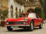 Photos of BMW 507 Coupe by Giovanni Michelotti 1959