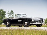 Wallpapers of BMW 507 (Series II) 1957–59