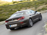 BMW 640d Gran Coupe (F06) 2012 images