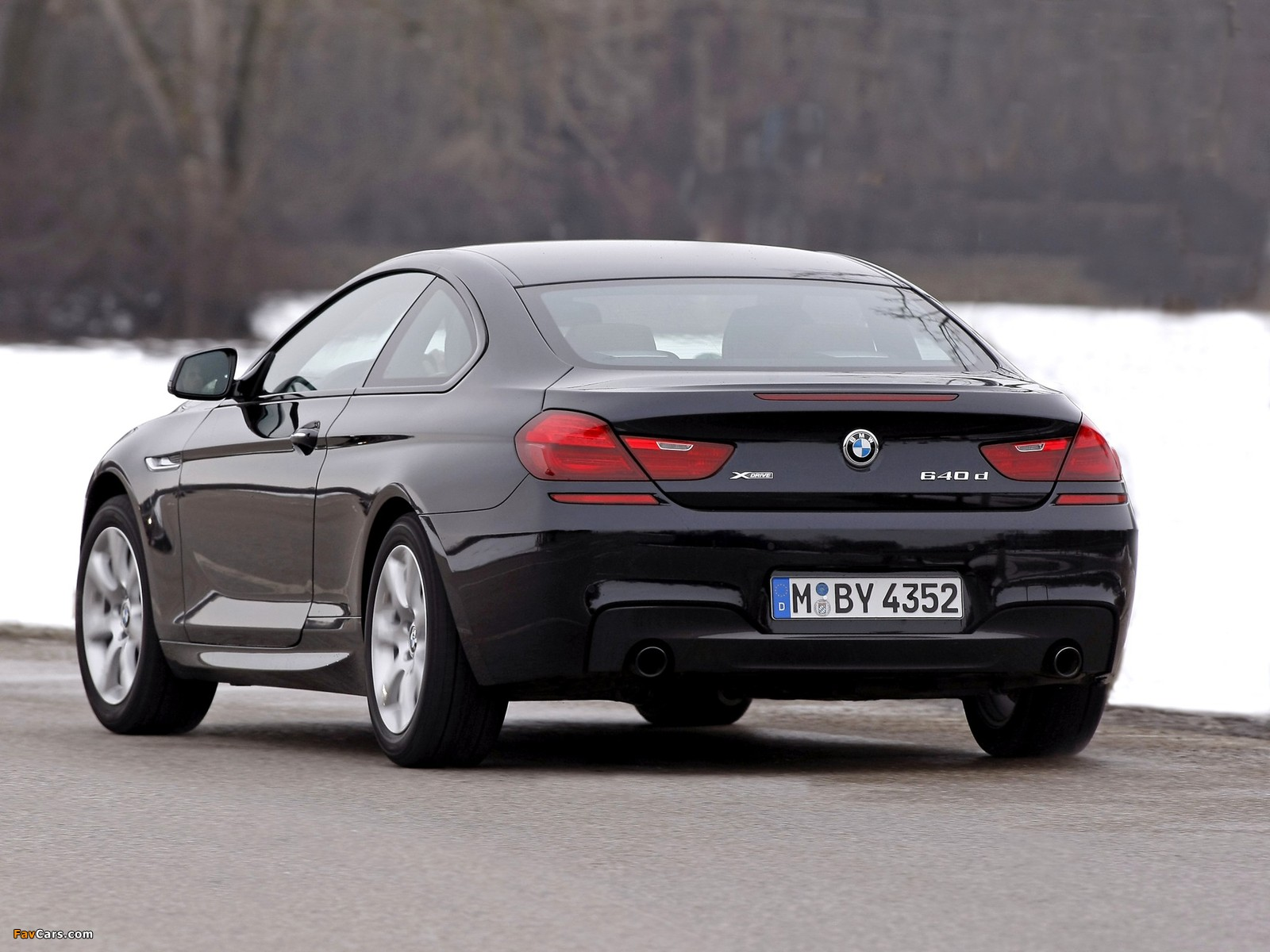 Bmw 640d Xdrive Coupe M Sport Package F13 2012 Wallpapers 1600x1200