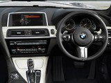 BMW 6 Series Gran Coupe M Sport Edition (F06) 2013 images