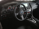 BMW M6 Coupe Competition Package (F13) 2013 pictures