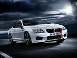 BMW M6 Performance Accessories (F13) 2013 wallpapers