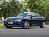 2015 Alpina B6 xDrive Gran Coupé US-spec (F06) 2014 images