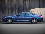 2015 Alpina B6 xDrive Gran Coupé US-spec (F06) 2014 photos