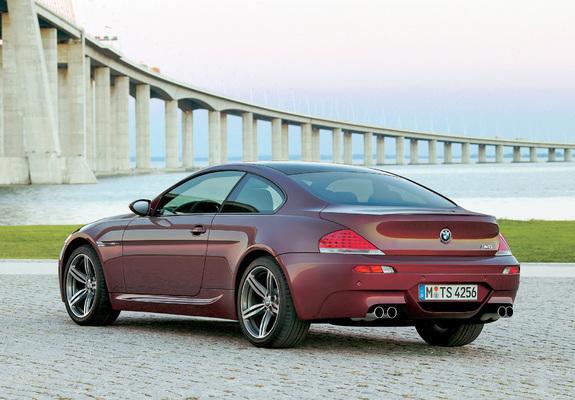 Download / Preview - BMW M6 (E63) 2005–10 photos