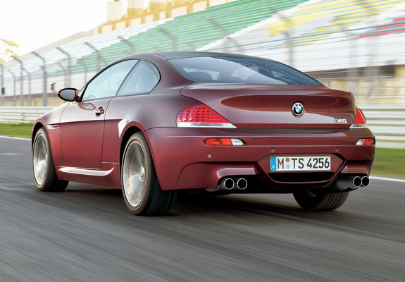 Download / Preview - BMW M6 (E63) 2005–10 pictures