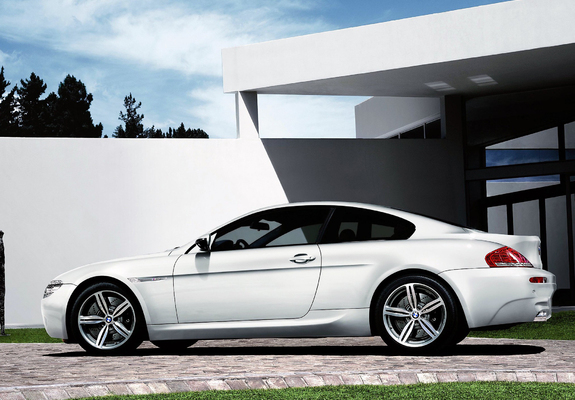 Images of BMW M6 Competition Edition (E63) 2009–10