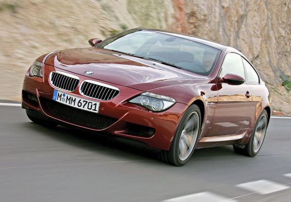 Download / Preview - Images of BMW M6 (E63) 2005–10
