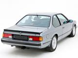 Wallpapers of BMW M635CSi UK-spec (E24) 1984–89