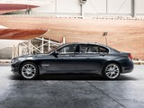 Photos of BMW 760Li Individual Sterling by Robbe & Berking (F02) 2013