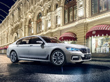 Pictures of BMW 750Li xDrive M Sport (G12) 2015