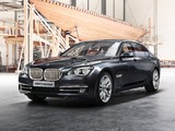 Wallpapers of BMW 760Li Individual Sterling by Robbe & Berking (F02) 2013